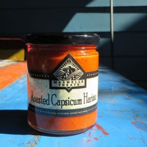 Harissa with Roasted Capsicum