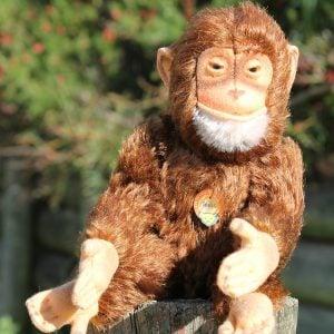 Steiff Jocko Chimpanzee - vintage 25cm