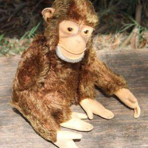 Steiff Jocko Chimpanzee – 35cm Vintage