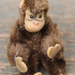 Steiff Jocko Chimpanzee – Vintage 10cm