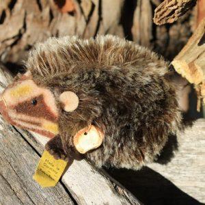 Steiff Joggi Hedgehog 10cm - vintage
