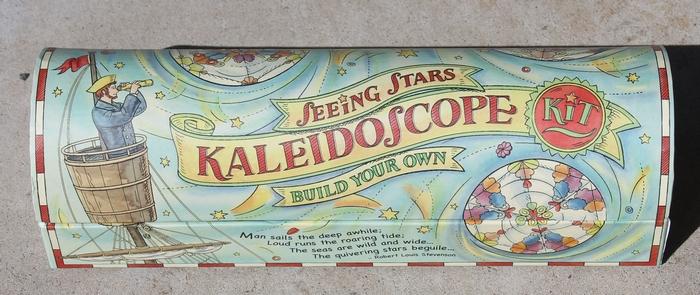 Kaleidoscope – make your own