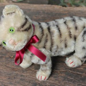 Steiff Kitty Cat – 17cm Vintage