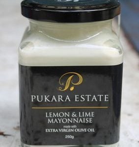 Lemon & Lime Mayonnaise