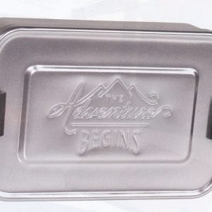 Metal Lunch Tin – Gentleman's Hardware