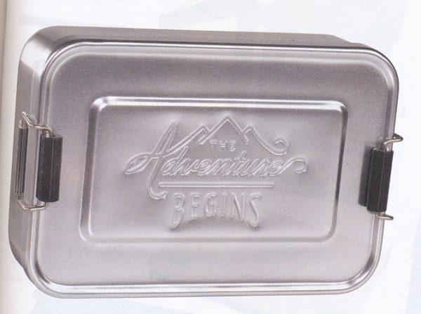 Metal Lunch Tin - Gentleman's Hardware