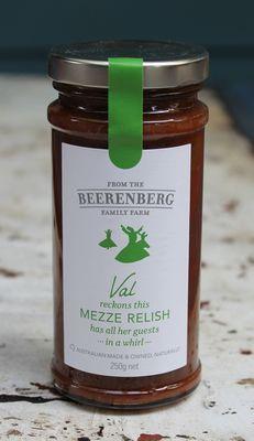 Mezze Relish