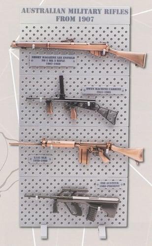 Rifle - Lee Enfield 1907 - 1959