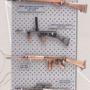Rifle – Owen Machine Carbine 1941 – 1965.
