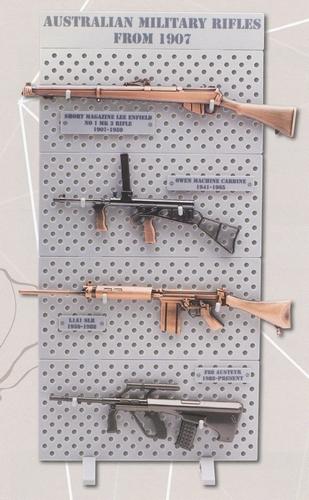 Rifle - Owen Machine Carbine 1941 - 1965.