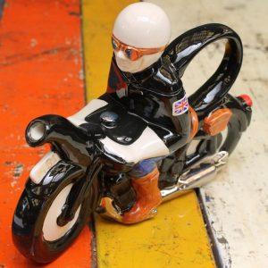 Motorbike Teapot