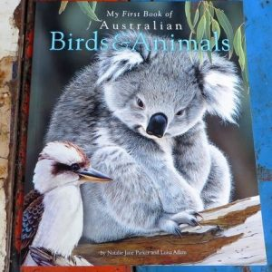 My First Book of Australian Birds & Animals