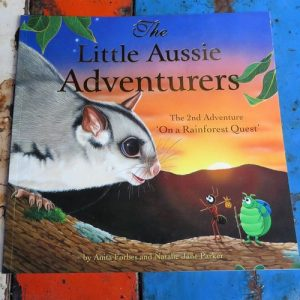 Book – The Little Aussie Adventurers – On a Rainforest Quest