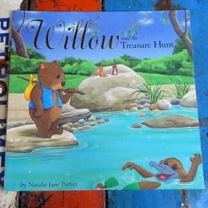 Book – Willow and the Treasure Hunt