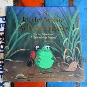 Book – The Little Aussie Adventurers