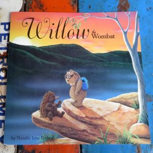 Book – Willow the Wombat