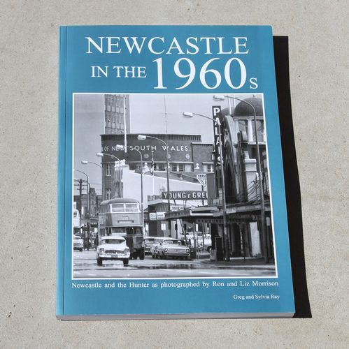 'Newcastle in the 1960's' Book