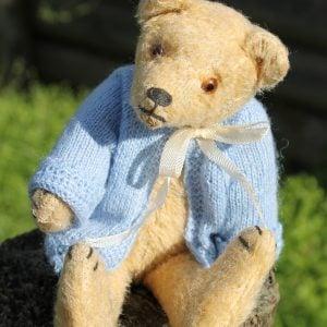 Steiff Original Teddy – vintage 18cm.