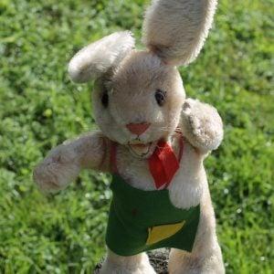 Steiff Ossili Rabbit – vintage 30cm