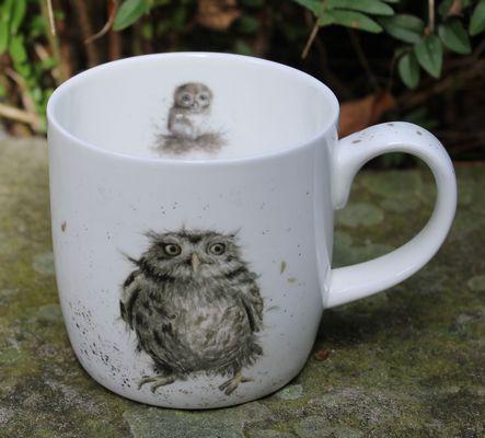 What a Hoot - Mug