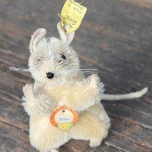 Steiff Pieps Mouse 8cm