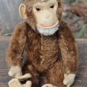 Schuco Monkey – 25cm Vintage