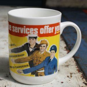 Mug - Servicemen