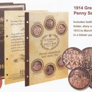 Penny Set One – Jan-Mar 1914