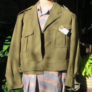 Australian A.I.F. Military Dress Jacket