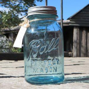 Mason Jar – Circa 1923