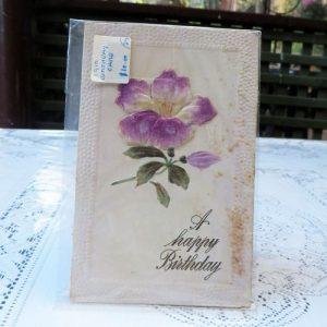 Postcard – Floral