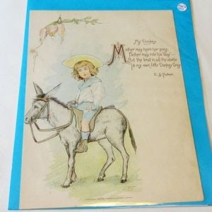 Book Plate – My Donkey