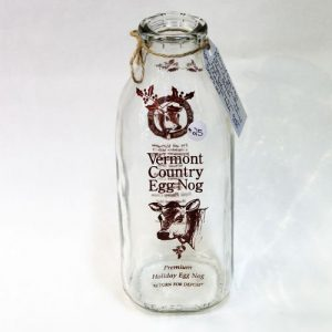 Milk Bottle – Vermont Country Egg Nog