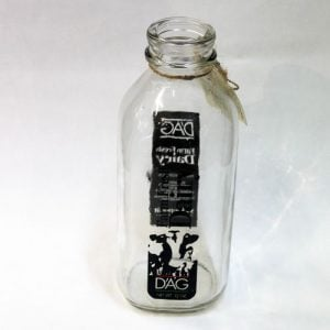 Milk Bottle – D'AG Dairy