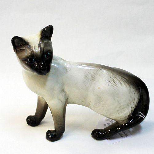 Cat Figurine - Standing