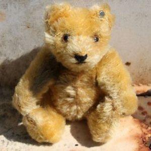 Steiff Original Teddy – Blonde 15cm Vintage