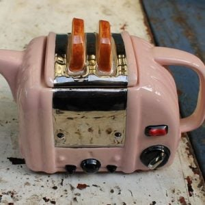 Toaster Light Pink Medium Size