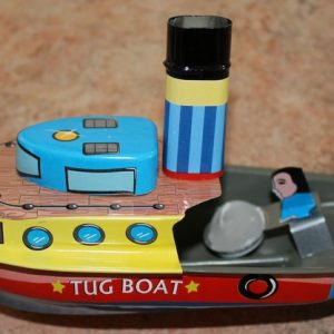 Boat, Tug Boat Pop Pop