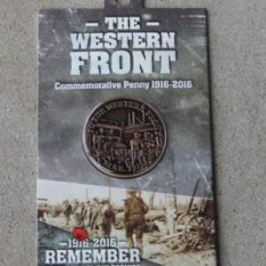 Penny – To the Western Front