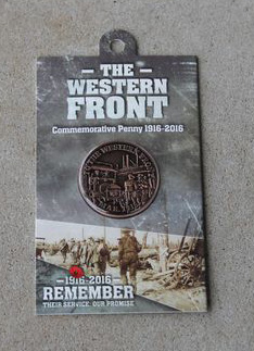 Penny - To the Western Front