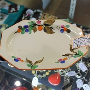Clarice Cliff Plate