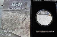 Medallion – Battle of Fromelles