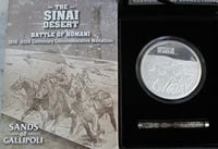 Medallion - Battle of Romani Sinai Desert Light Horse