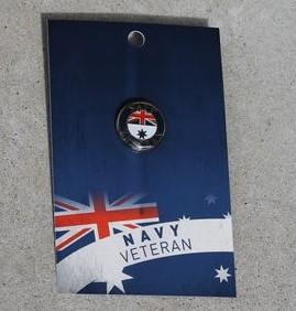 Badge – Navy Veteran