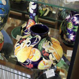 Moorcroft – Lemons Vase
