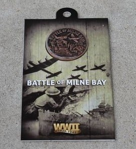 Penny – Battle of Milne Bay