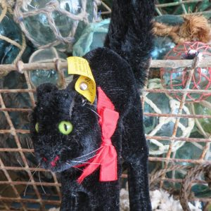 Steiff Peter Tom Halloween Cat – 14cm – 1