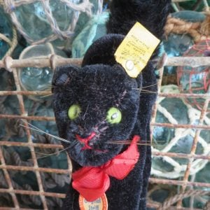 Steiff Peter Tom Halloween Cat - 14cm - 2