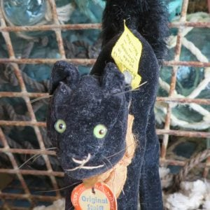Steiff Peter Tom Halloween Cat – 10cm