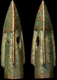 Roman Republic Bronze Arrowhead – 23mm